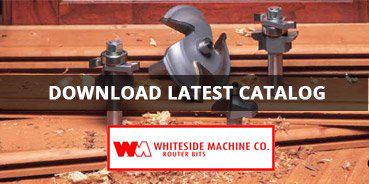 Whiteside Router Bits Catalog